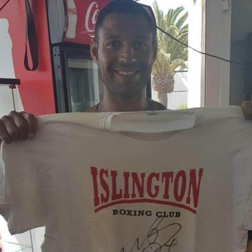 Kell Brook (former professional boxer having held the IBF, WBC and IBO titles)
