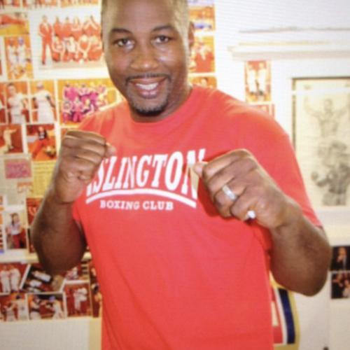 Lennox Lewis (former professional boxer)