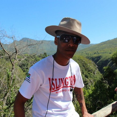 Scott Smart in South Africa