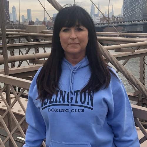 Jackie Hagland in New York
